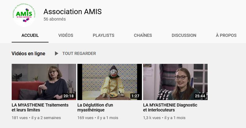 youtube amis